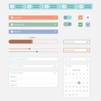 UI Elements Styleguide