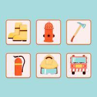 Fireman Objects