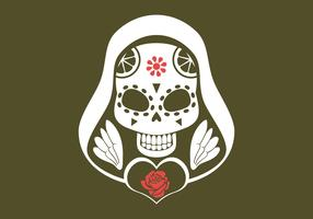Holy Day Of The Dead vector
