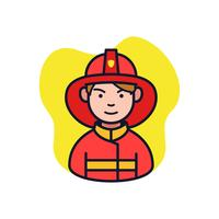 Fire Fighter Avatar