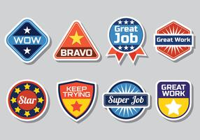 Teacher Reward Sticker Set