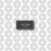 Abstract seamless pattern background vector