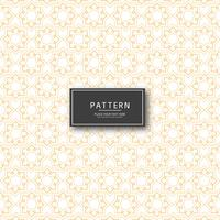 Abstract geometric seamless pattern creative modern background