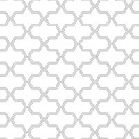 Elegant decorative seamless pattern design