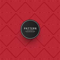 Abstract geometric creative pattern design