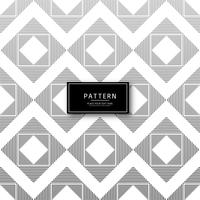 Geometric lines seamless pattern design vector