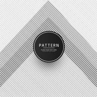 Geometric pattern vector illustration design