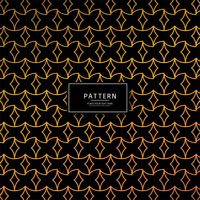 Moderne creatieve patroon achtergrond vector