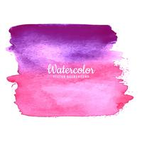 Abstract watercolor colorful painted background