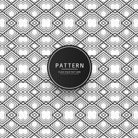 Nahtloser geometrischer kreativer Musterdesignvektor