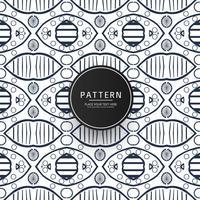 Moderne geometrische patroon moderne achtergrond