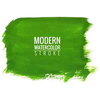 modern watercolor stroke background