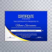 Certificate Premium template awards diploma  illustration