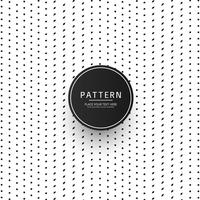 Modern dotted stripes pattern design