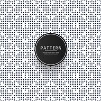 Modern geometric dotted pattern texture background