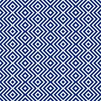 Beautiful abstract blue geometric pattern background
