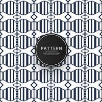 Seamless pattern of intersecting geometric background