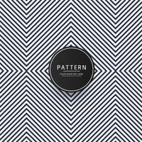 Seamless monochrome waving pattern design