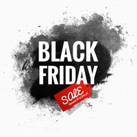 modern black friday sale background