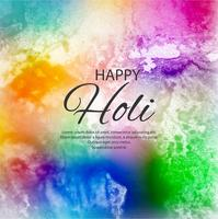 Happy Holi colorful background with festival background