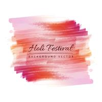 Happy holi colorful festival background