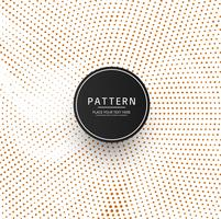 Modern halftone pattern backgrpound