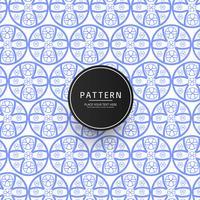 Design pattern floreale senza soluzione di continuità