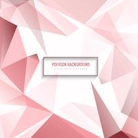Modern polygon background