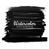 modern black watercolor background