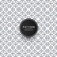 Modern geometric creative pattern texture background