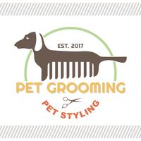 Pet Grooming Identidade Corporativa