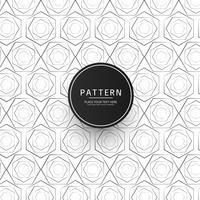 Abstract Seamless geometric pattern design