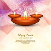 Modern beautiful diwali modern design
