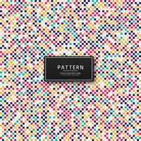 Geometric colroful pattern background