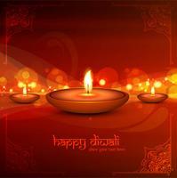 Modern beautiful colorful diwali bright background;