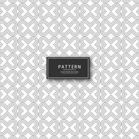 Beautiful stylish creative pattern design