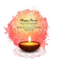 modern elegant diwali design