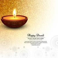 Design moderno e elegante diwali