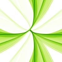 Abstract green stulish wave background vector