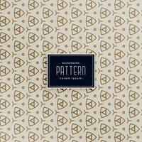stylish abstract pattern design background