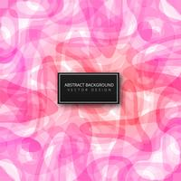 Abstract pink decorative background