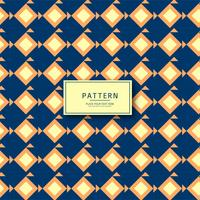 Modern colorful pattern design vector