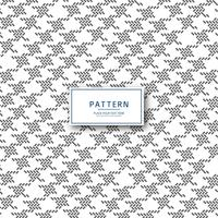 Abstract dotted pattern design