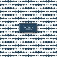 Modern geometric pattern illustration vector