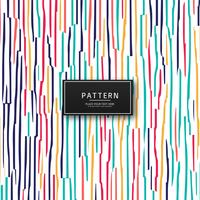 Elegant creative colorful pattern background
