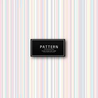 Abstrakter colroful Linien Musterhintergrund