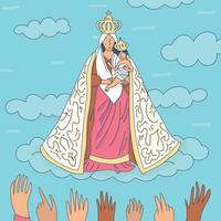 Praising Cirio de Nazare