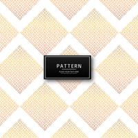Modern decorative seamless pattern design