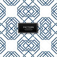 Modern geometric pattern design