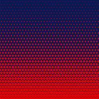 fundo de meio-tom vermelho rhombus forma